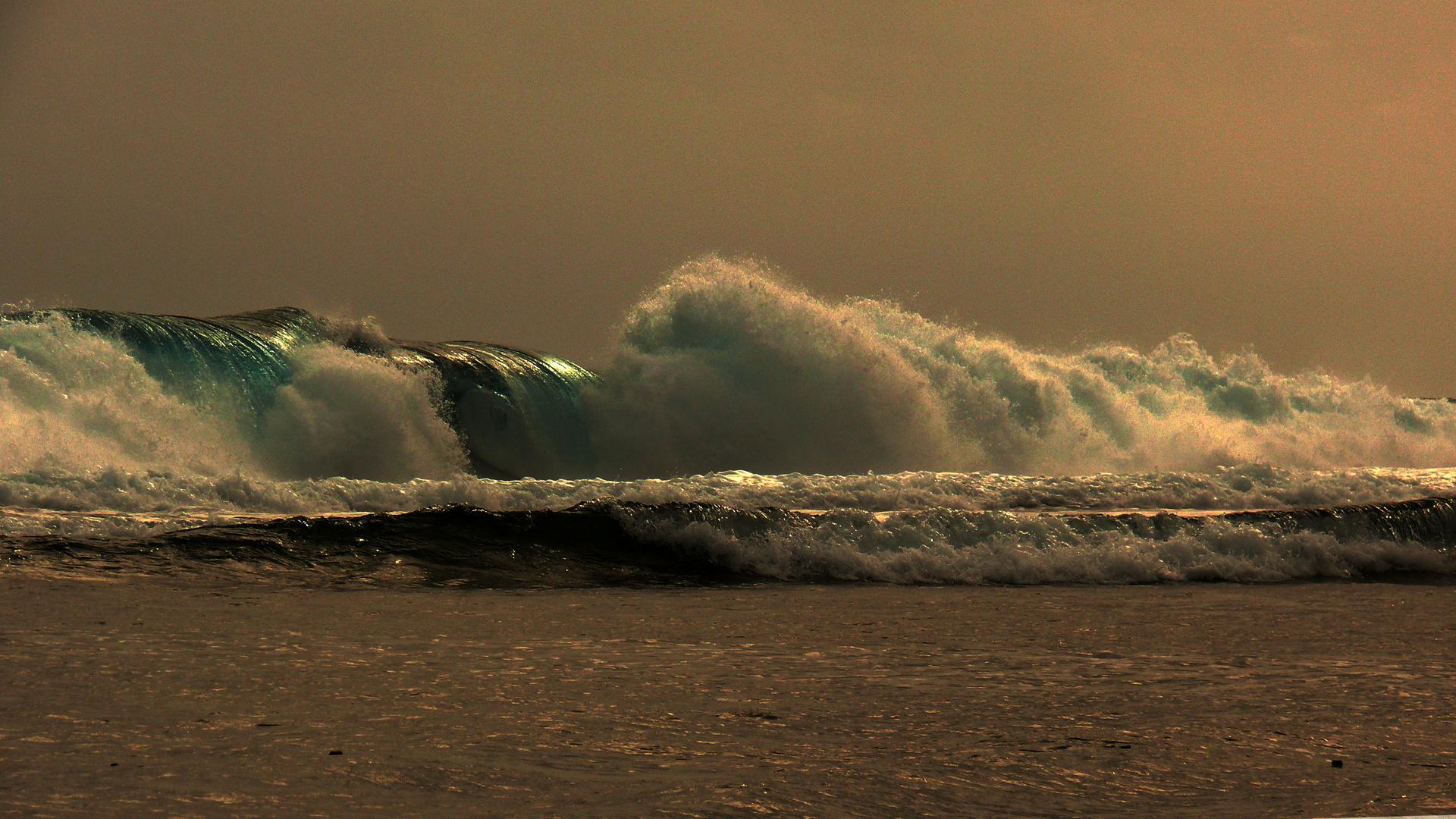 Morning Waves