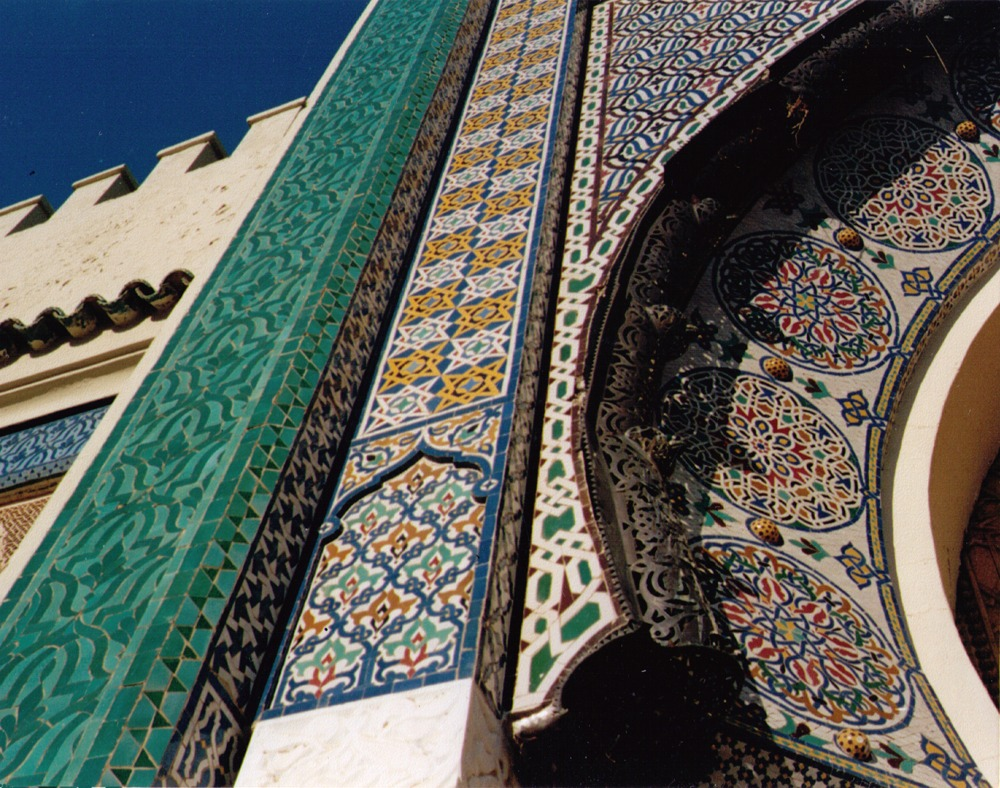 = MOROCCO = Fes = The Gate =
