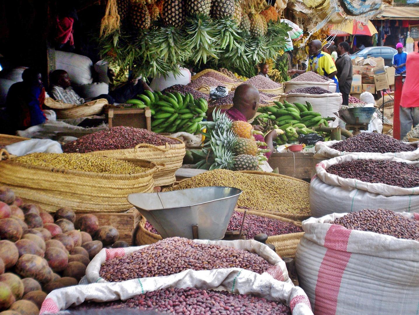 Morogoro Markt