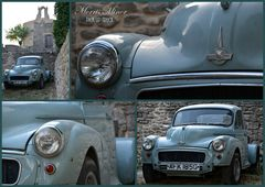 Morris Minor Pick Up Truck