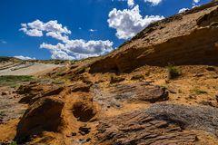 Morsum Kliff von 5,7 m üb. NN