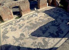 Mosaico Ostia Antica