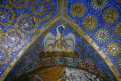 Mosaik im Aachener Dom