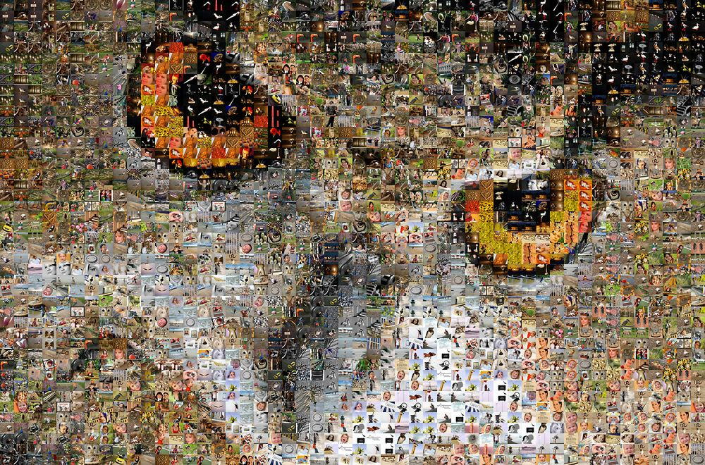 Mosaik - Uhu