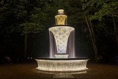 Mosaikbrunnen Großer Garten Dresden