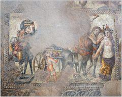 Mosaiken im Haus des Aion I