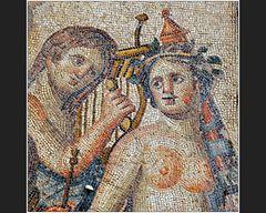Mosaiken im Haus des Aion II