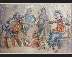 Mosaiken im Haus des Aion III