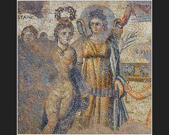 Mosaiken im Haus des Aion IV