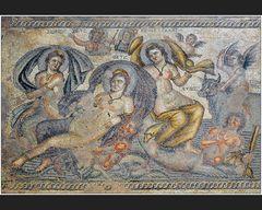 Mosaiken im Haus des Aion V