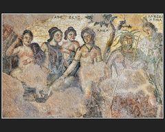 Mosaiken im Haus des Aion VI