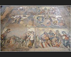 Mosaiken im Haus des Aion VIII
