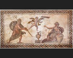 Mosaiken im Haus des Dionysos I