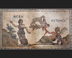 Mosaiken im Haus des Dionysos III