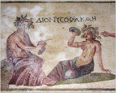 Mosaiken im Haus des Dionysos V