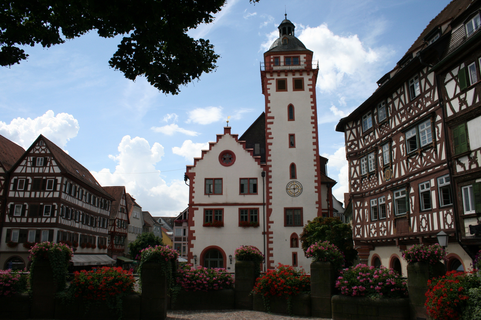 Mosbacher Rathaus