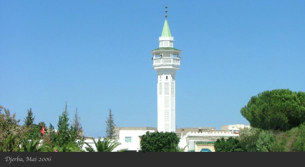 Moschee auf Djerba