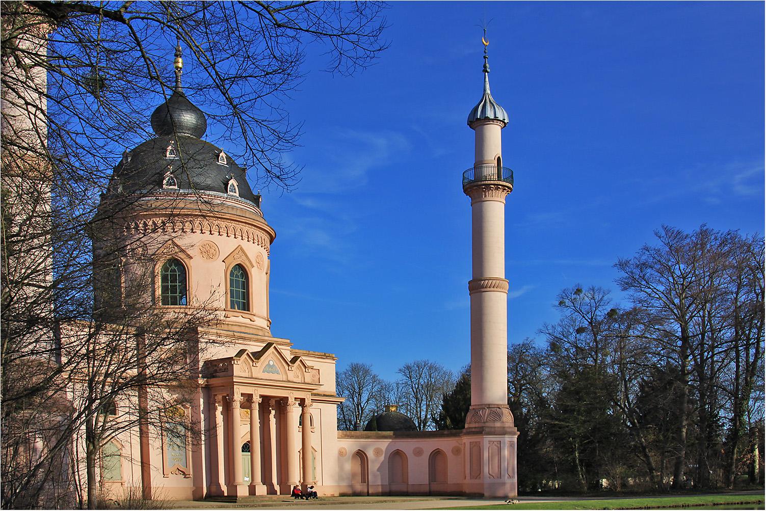 Moschee im Schlosspark