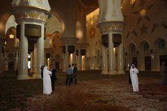 Moschee in Abu Dabi