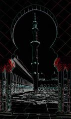 Moschee in Abu Dhabi mal anders als Mainstream..........#18.2621#21/50