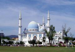 Moschee in Kuantan, Malaysia