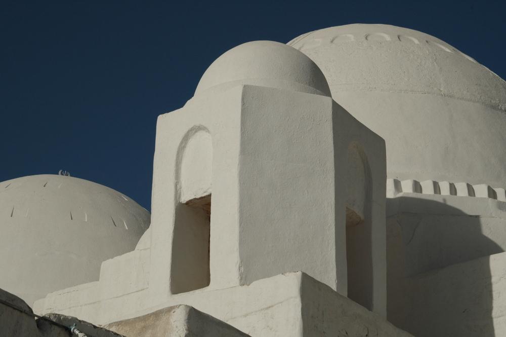 Moschee in Yafrus