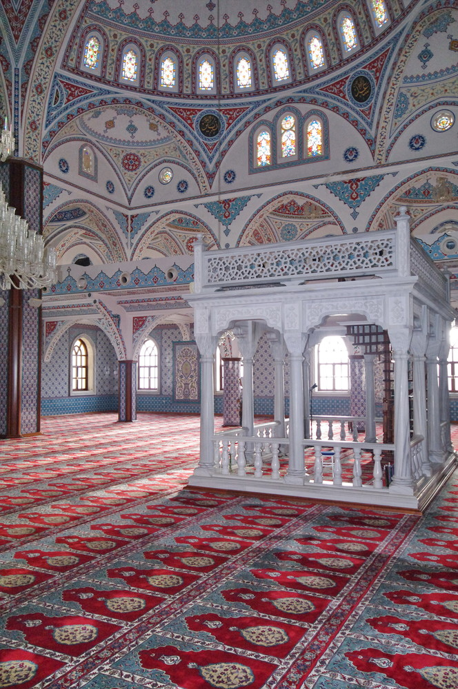 Moschee Manavgat 3