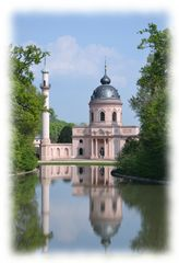 Moschee Schlossgarten Schwetzingen