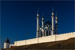Moschee und Kreml