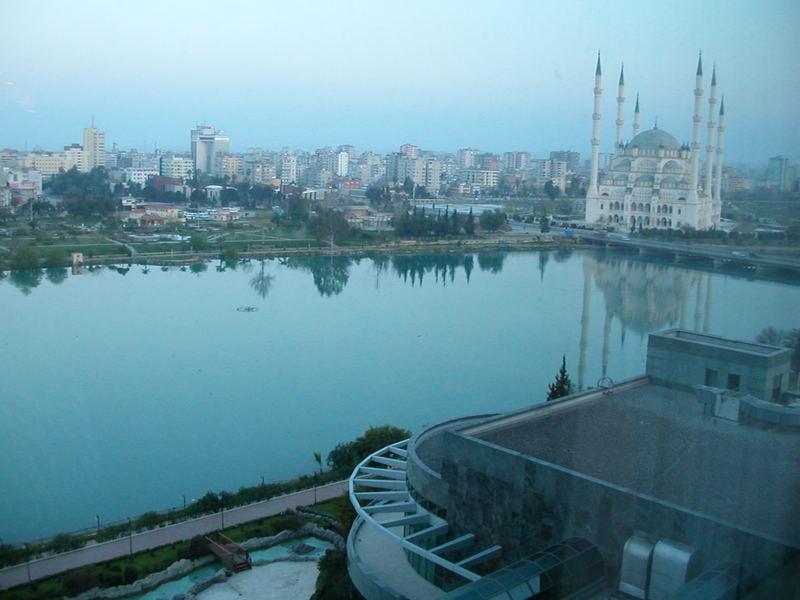 Moschee vom Hilton Adana