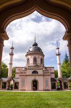 Moscheegarten im Schwetzinger Schloss