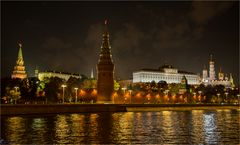 Moscow at night (2)