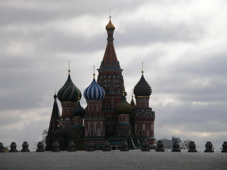 MOSCOW - CHIESA DI S.BASILIO