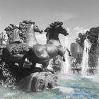 Moscow - Horses Fountain