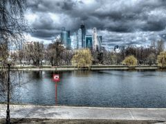 Moscow in April I