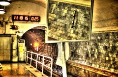Moscow Metro - the crappy end