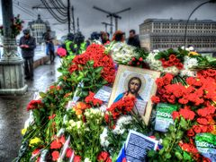 Moscow mourns I