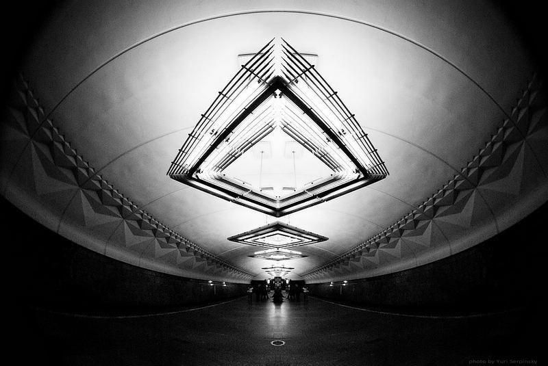 Moscow underground #1