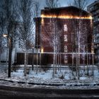 Moscow winter glow II