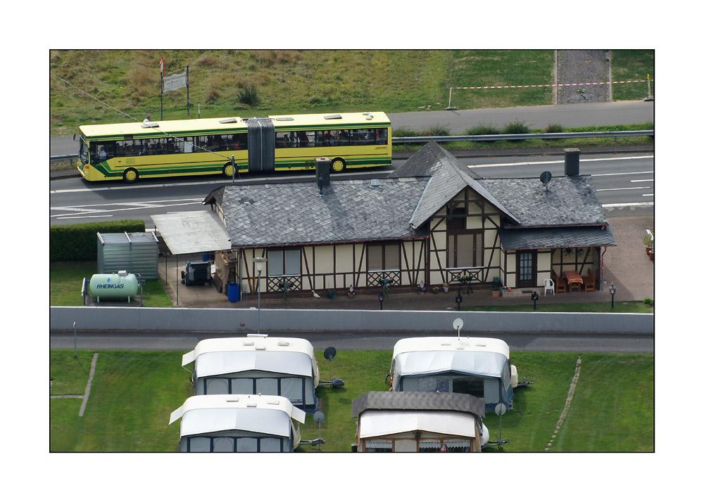 """""""Mosel-Bahn in Erden"""""""