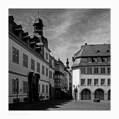 "Mosel - Impressionen "" Koblenz, am Jesuitenplatz """