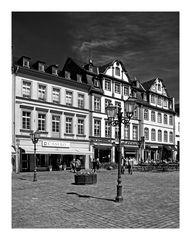 """Mosel - Impressionen """" Koblenz - der Blick vom Jesuitenplatz.... """""""