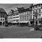 """Mosel - Impressionen """" Koblenz - der Jesuitenplatz, am frühen Morgen """""""