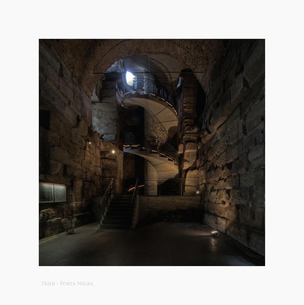 """Mosel - Impressionen """" Trier, Porta Nigra."""""""
