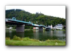 Moselbrücke Traben-Trarbach ..