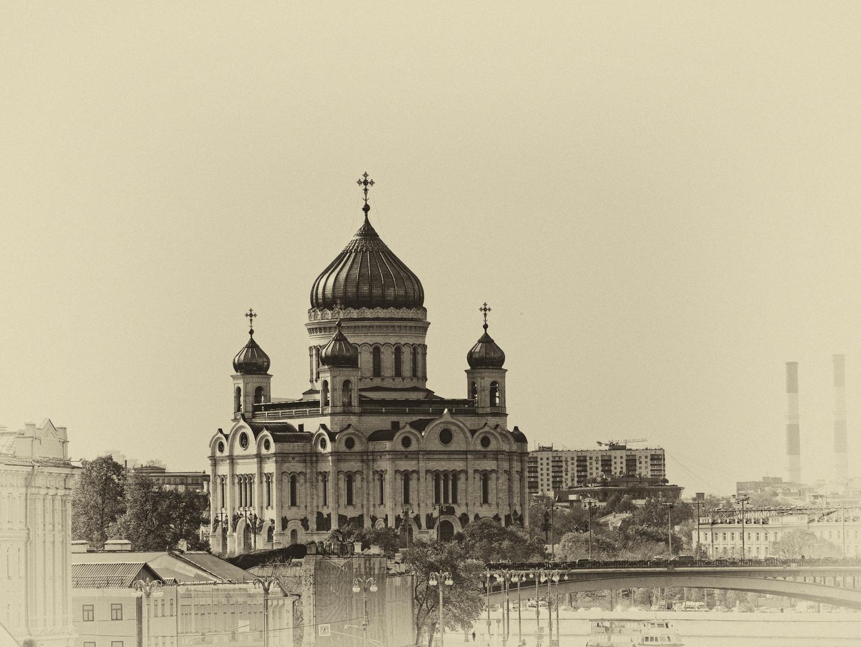 Moskau, Erlöserkirche