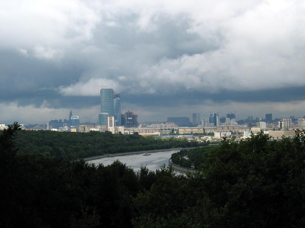 Moskau-Panorama