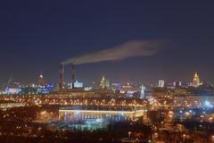 Moskau Skyline (2)