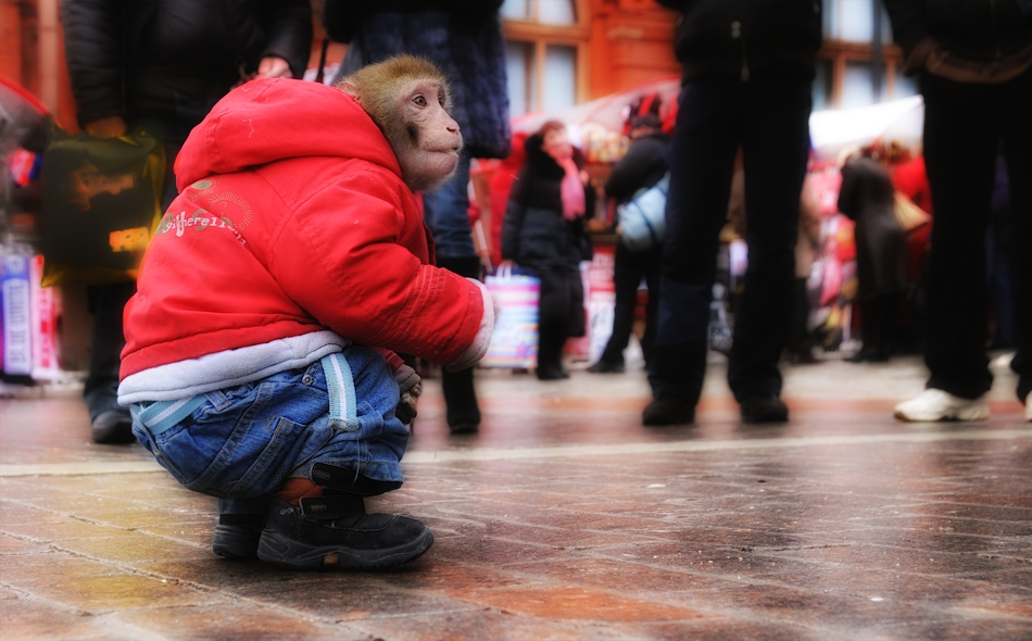 Moskauer Kindermoden