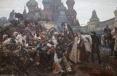 Moskaus Roter Platz im Wandel der Zeiten